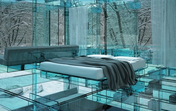 Santabrogiomilano Architects' Glass House Concepts: glass house by santambrogio architects 5[3].jpg